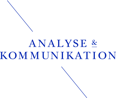 Analyse og Kommunikation